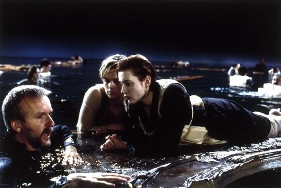 Loạt ảnh hậu trường chưa từng công bố về bộ phim 'Titanic'