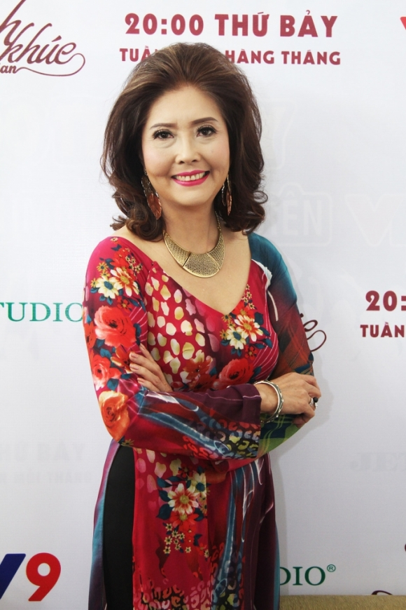 Ca sĩ Họa Mi.