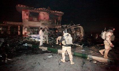 IS đánh bom tự sát ở Iraq, ít nhất 80 người thiệt mạng