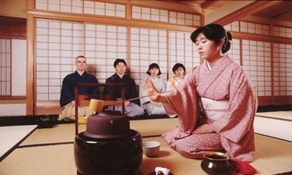 Thưởng thức trà đạo Nhật Bản đúng chất