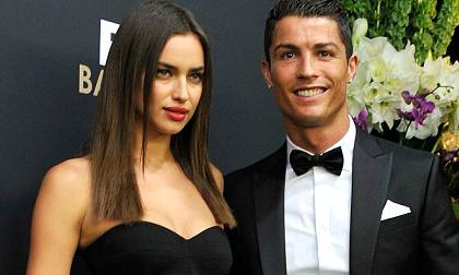 Lí do thực sự Ronaldo bị Irina 'đá không thương tiếc'