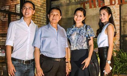 Bố mẹ chồng Hà Tăng lọt top 500 nhân vật có tầm ảnh hưởng nhất làng thời trang thế giới