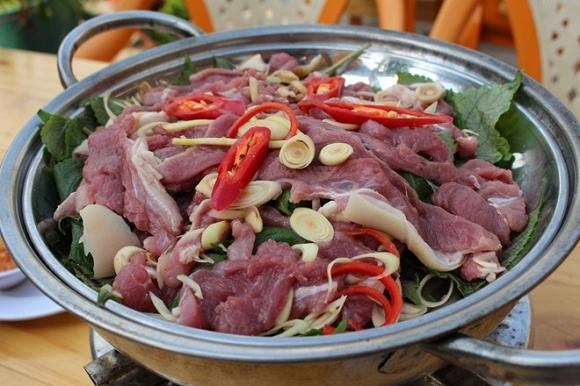 các món ngon từ thịt dê  11