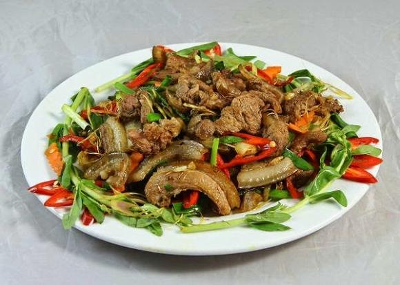 các món ngon từ thịt dê  12