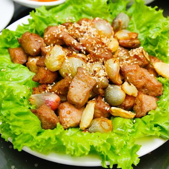 các món ngon từ thịt dê  14