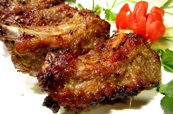 các món ngon từ thịt dê  2