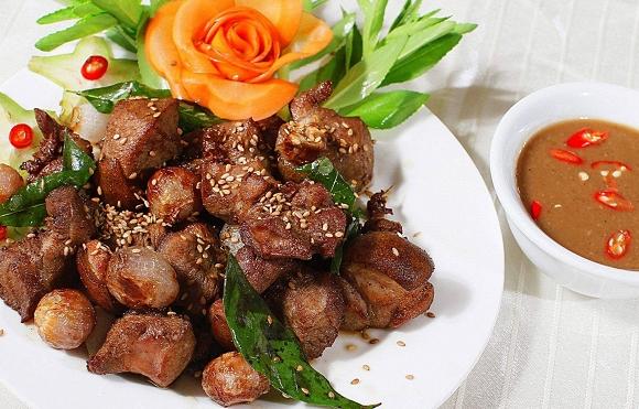 các món ngon từ thịt dê  6