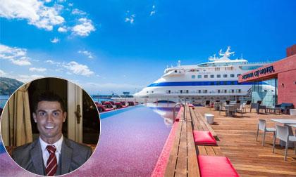 Chiêm ngưỡng chuỗi khách sạn gần 900 tỷ đồng của Cristiano Ronaldo