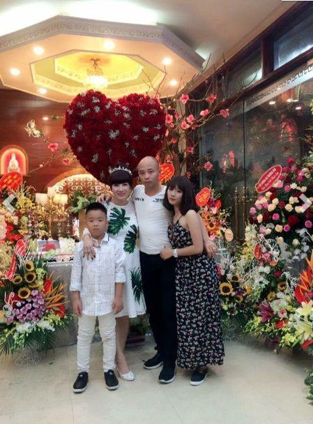 đại gia Thái Bình sinh nhật  1