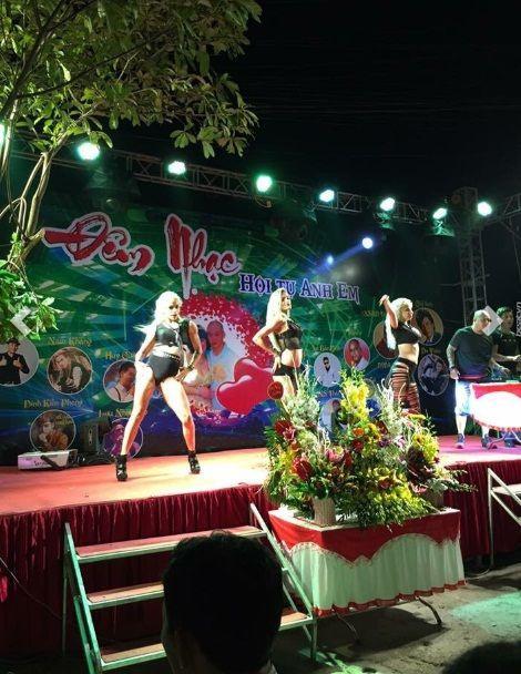 đại gia Thái Bình sinh nhật  2