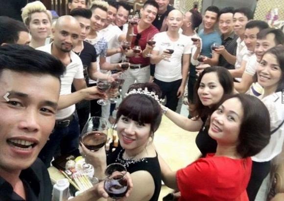 đại gia Thái Bình sinh nhật  3