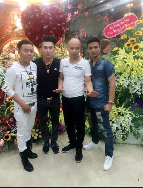 đại gia Thái Bình sinh nhật  4