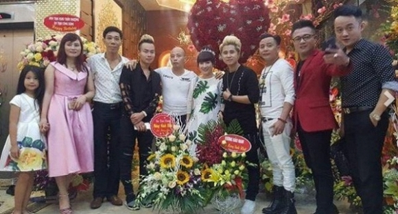 đại gia Thái Bình sinh nhật  5