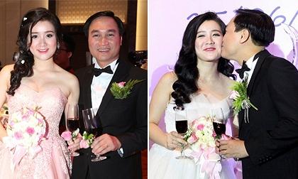 Đám cưới Miss Teen Xuân Mai với chồng đại gia