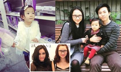 Ngắm cháu ngoại đáng yêu của diva Thanh Lam
