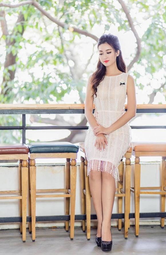 Ảnh mới Hoa hậu Đỗ Mỹ Linh 1