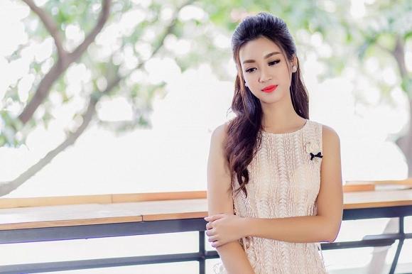 Ảnh mới Hoa hậu Đỗ Mỹ Linh 2