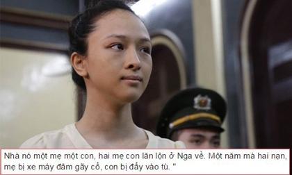 Hé lộ hoàn cảnh đáng thương của Hoa hậu Phương Nga: 'Mẹ bị gãy cổ, con vướng tù tội'?