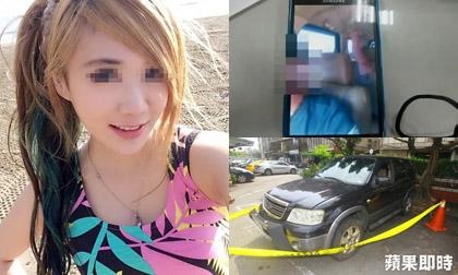 Người mẫu nổi tiếng Đài Loan bị bạn trai bỏ mặc chết trong xe hơi