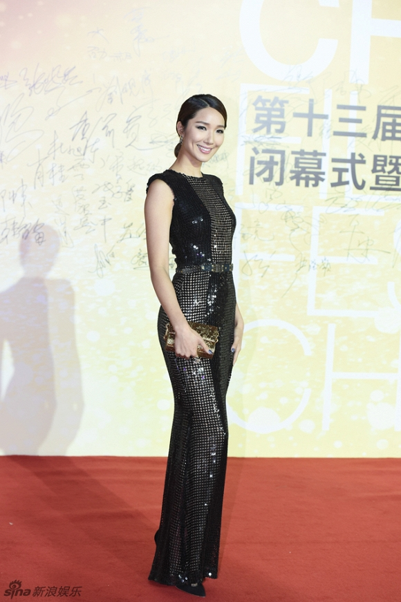 Phạm Băng Băng diện váy nhàu nhĩ đọ sắc cùng dàn sao Hoa ngữ trên thảm đỏ