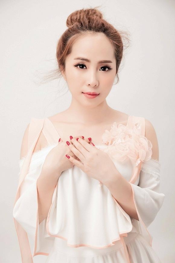 Quỳnh Nga đẹp ngỡ ngàng 5