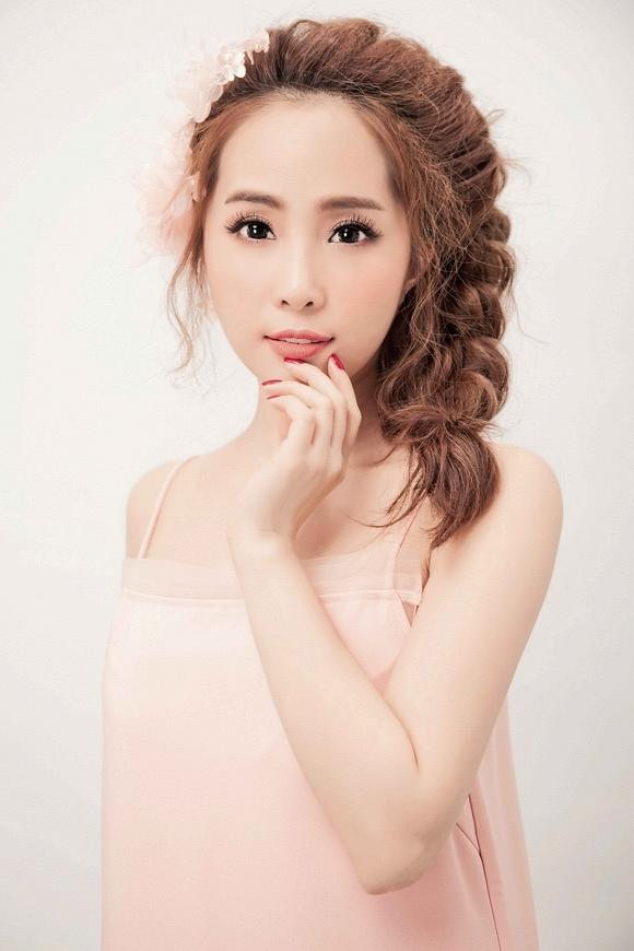 Quỳnh Nga đẹp ngỡ ngàng 6
