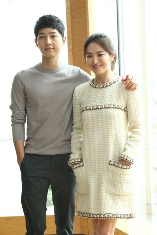 Rộ tin đồn Song Joong Ki và Song Hye Kyo sắp làm đám cưới 3