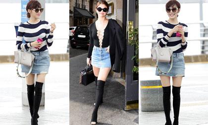 'Diện lại' đồ của Selena Gomez, Tiffany (SNSD) vẫn mất điểm vì điều này