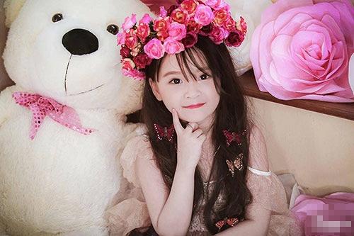 Bé gái Tuyên Quang như thiên thần  13