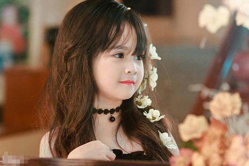 Bé gái Tuyên Quang như thiên thần  15