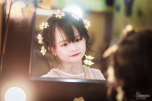 Bé gái Tuyên Quang như thiên thần  17