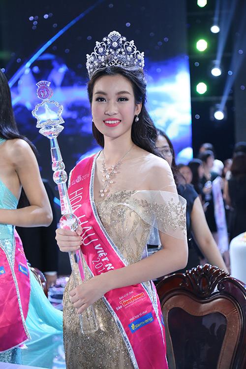 Bố Hoa hậu Mỹ Linh chia sẻ 0