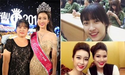 Con người thật của Tân Hoa hậu Đỗ Mỹ Linh qua lời kể của hàng xóm, bạn bè