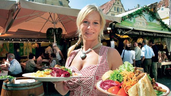 Những lễ hội ẩm thực mùa hè độc đáo nhất châu Âu 5