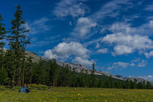 Bộ ảnh đẹp mê mẩn về đất nước Mông Cổ 1
