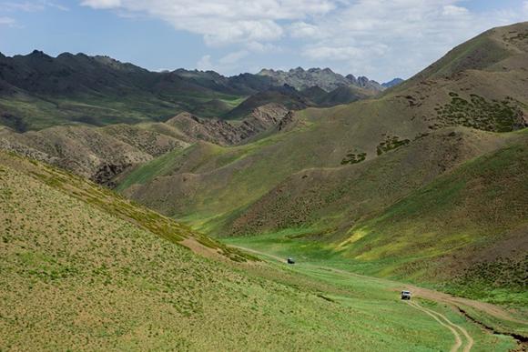 Bộ ảnh đẹp mê mẩn về đất nước Mông Cổ 7