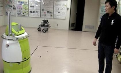 Nhật Bản góp công phát triển ngành y tế bằng phát minh robot mới