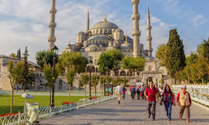 Những thành phố lịch sử hàng nghìn năm tuổi trên thế giới