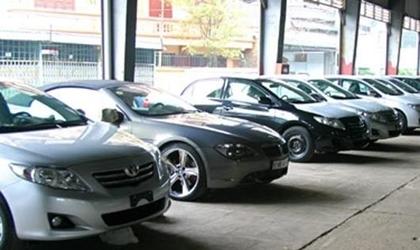 Thị trường ôtô Việt tiêu thụ 24 nghìn xe mỗi tháng