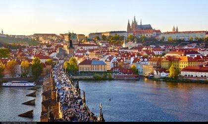 20 thành phố có lượng khách du lịch cao nhất thế giới trong năm