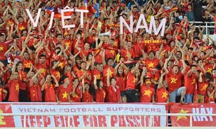 Giá vé trận bán kết AFF CUP giữa Việt Nam - Indonesia thấp nhất là 150.000 đồng