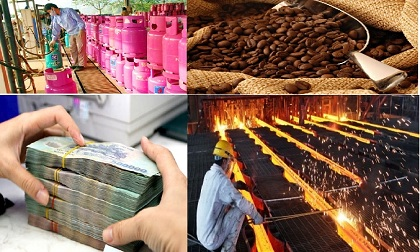 Kinh tế 24h: Giá gas giảm, lãi suất liên ngân hàng tăng mạnh