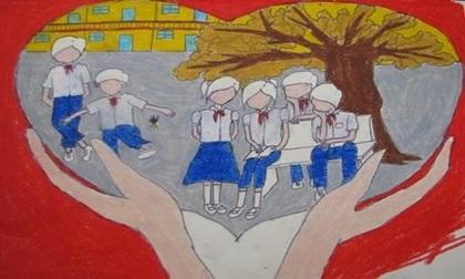 Trường học thân thiện - 'chiếc gậy' chống bạo lực học đường
