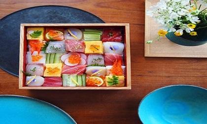 Nghệ thuật làm sushi từ Nhật Bản