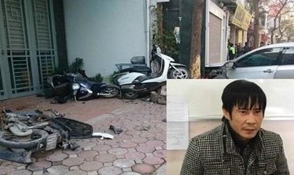 Tài xế xe Camry gây tai nạn trên phố Ái Mộ sắp hầu tòa