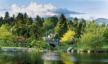 Những công viên đẹp nhất hành tinh