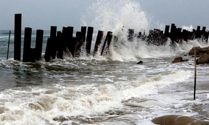Không khí lạnh tăng cường, nhiệt độ giảm nhẹ, gió giật cấp 9 trên biển