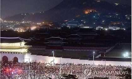 Tổng thống Hàn Quốc đối mặt nguy cơ phải rời nhiệm sở sớm