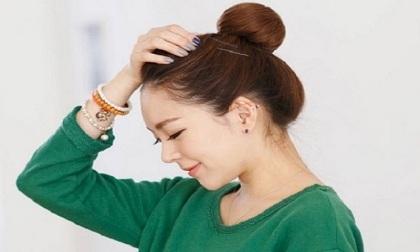 Những kiểu tóc đẹp giúp che đi mái tóc nhiều dầu