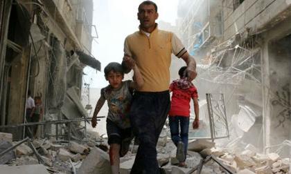 Syria đối mặt thảm họa nhân đạo